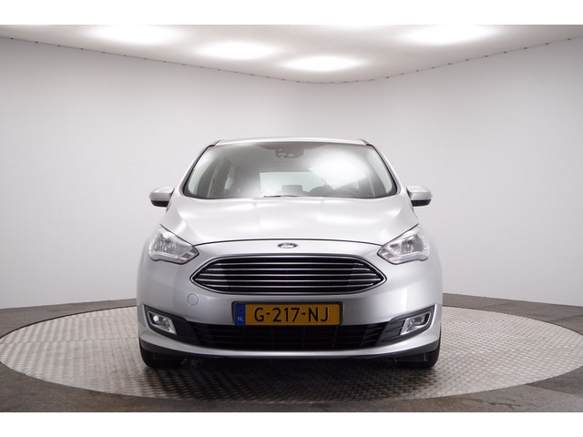 Ford C-MAX 1.0 125 PK Titanium Navi Clima Apple-Carplay Lmv