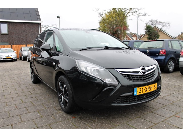 Opel Zafira Tourer 1.4 TURBO AUT | EDITION | NAVI | 7-PERSOONS