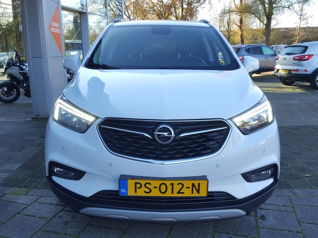 Opel Mokka X 1.4 TURBO 140PK INNOVATION NAVI-PACK | NAVI | CLIMA | CRUISE | PDC V+A+CAMERA | PRIVACY GLASS | 17''LM | KEYLESS ENTRY | TREKHAA