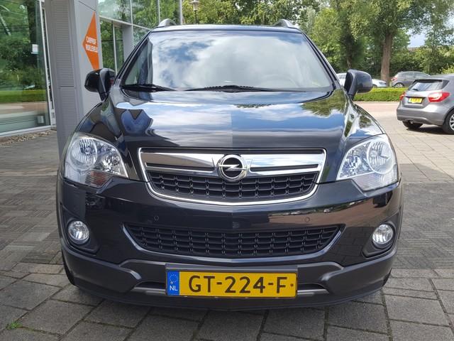 Opel Antara 2.4 16V 167PK 4X4 AUTOMAAT TEMPTATION | FACELIFT | CLIMA | CRUISE | PDC V+A | STOELVERWARMING | PRIVACY GLASS | MISTLAMPEN | LIC