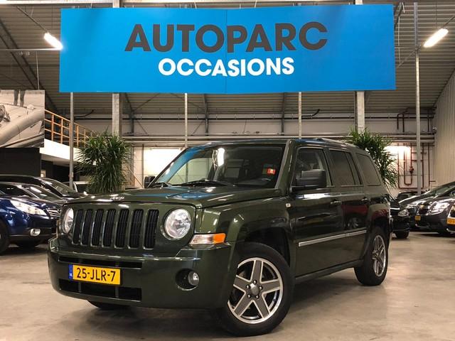 Jeep Patriot 2.4 Limited Liberty automaat leder net beurt gehad