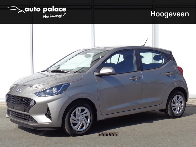 Hyundai i10 New 1.0 67 PK AUTOMAAT COMFORT SMART | AIRCO | NAV | CAMERA | APPLECARPLAY | BLUETOOTH | ZUINIG