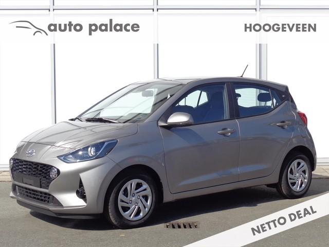 Hyundai i10 New 1.0i 67 PK AUTOMAAT COMFORT SMART | AICO | NAV | CAMERA | RADIO BLUETOOTH | ZUINIG |