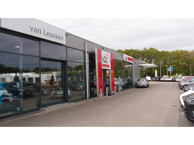 Toyota Yaris 1.3 VVT-I 5-DRS AUTOMAAT AIRCO TREKHAAK