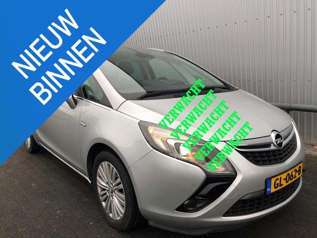 Opel Zafira Tourer 1.6 CDTI Business*7-PERS*PANO*NAVI*TREKHAAK*CLIMA*