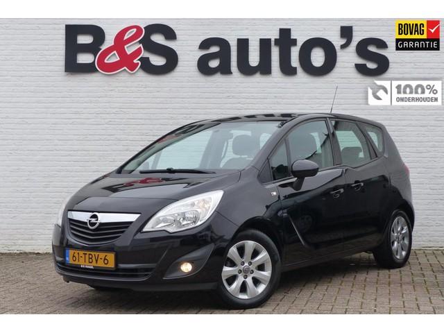 Opel Meriva 1.4 Turbo 100% ONDERHOUDEN AIRCO CRUISE STOELVERWARMING
