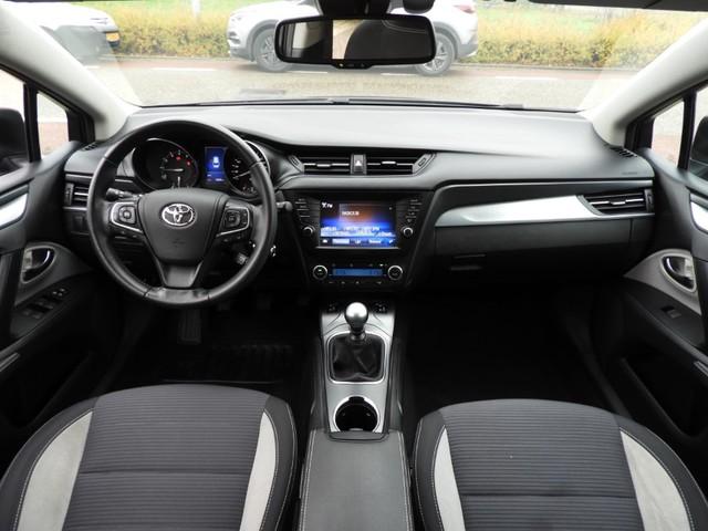 Toyota Avensis Touring Sports 1.8 VVT-i Dynamic CLIMA CRUISE CAMERA LMV!
