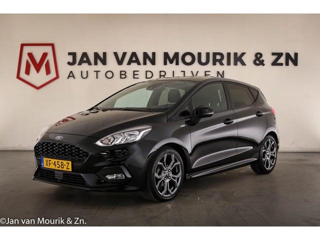 Ford Fiesta 1.0 EcoBoost ST-Line | NL-AUTO | NAVIGATIE | DAB