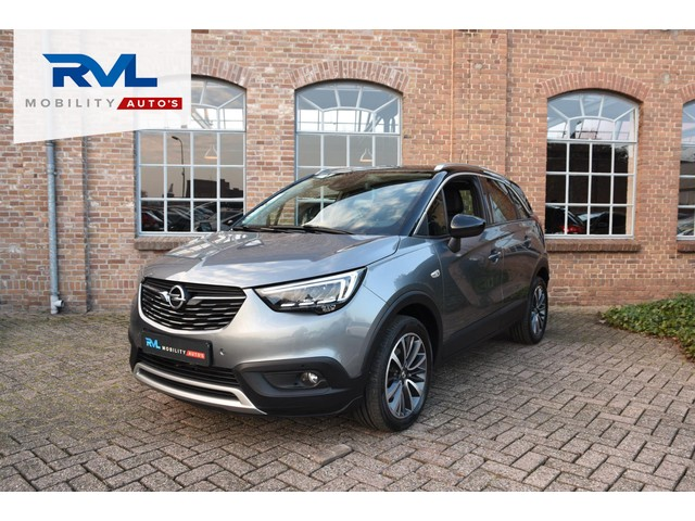 Opel Crossland X 1.2 Turbo Innovation Automaat Climate control Navigatie Cruise Lichtmetaal 1e Eigenaar