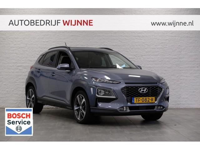 Hyundai Kona 1.6 T-GDi 177pk Aut. Premium 4WD | Navi | LED | Leder | Krell Audio | Trekhaak