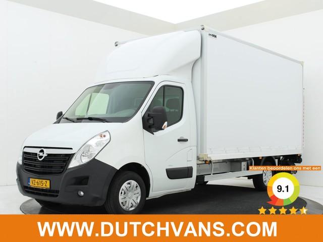 Opel Movano 2.3CDTI Bakwagen+Laadklep | Airco | Navigatie | Zijdeur | Dakspoiler | 430 Mtr Lang