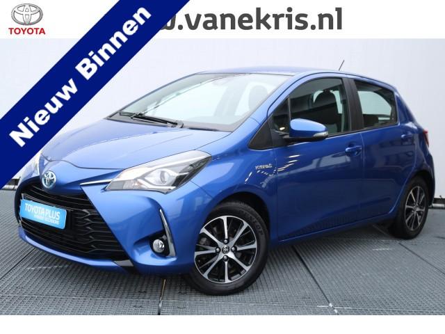 Toyota Yaris 1.5 Hybrid Active, LM Velgen, Safety Sense!