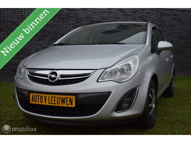 Opel Corsa 1.2 EcoFlex NAVIGATIE CRUISE CONTROL BLUETOOTH MULTIFUNC. STUUR Etc..!
