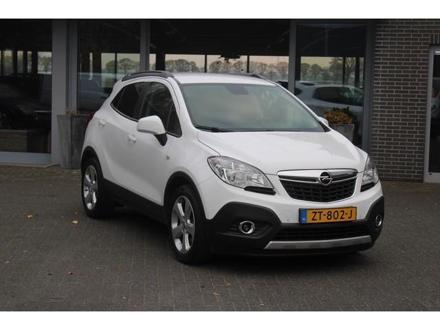 Opel Mokka 1.6 Cosmo Clima Trekhaak Pdc Incl Garantie!