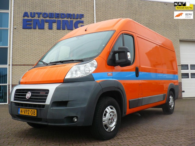Fiat Ducato 35H 3.0 MultiJet L2 H2 Automaat Luchtvering Climate Cruise
