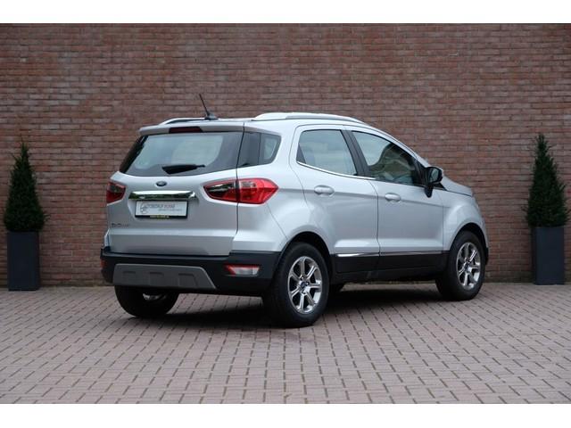 Ford EcoSport 1.0 EcoBoost 125pk 6-bak Titanium | Navi | Climate | Cruise | PDC
