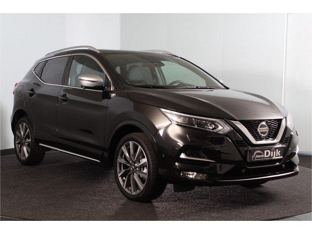 Nissan QASHQAI 1.3 140PK DIG-T Tekna + Dynamic | Pano | App Connect | Leer | Adapt. Cruise | Stoelverw. | NAV | ECC