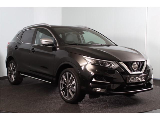 Nissan QASHQAI 1.3 160PK DIG-T Tekna + Dynamic | Pano | App Connect | Leer | Adapt. Cruise | Stoelverw. | NAV | ECC