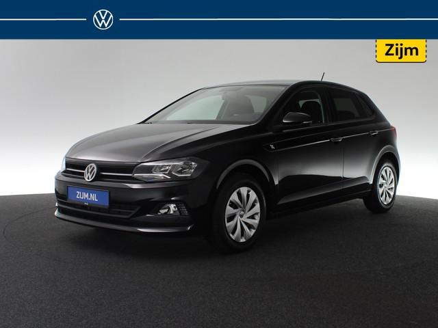 Volkswagen Polo 1.0 96pk TSI Comfortline | Navigatie | App-Connect | Airco | Parkeersensoren v + a | Adaptive cruise control | MF stuurwiel | LE