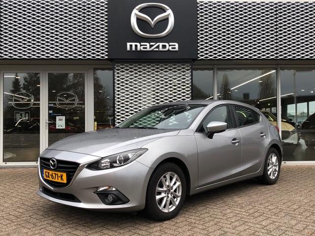 Mazda 3 2.0 TS | NAVIGATIE | TREKHAAK | CLIMATE | CRUISE | RIJKLAARPRIJS |