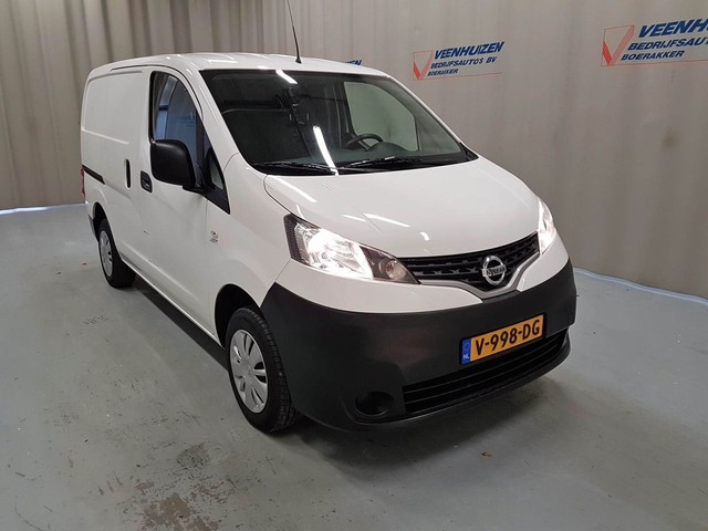 Nissan NV200 1.5 dCi Euro 6!