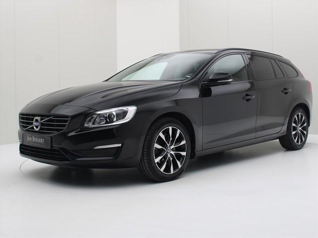 Volvo V60 2.0 D2 120pk 6-Bak Summum Bns [ XENON+LEDER+NAVIGATIE+CRUISE+PDC ]