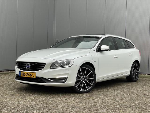 Volvo V60 2.4 D5 163PK Twin Engine Special Edition + 1e eigenaar + camera + dak + BTW auto