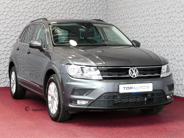 Volkswagen Tiguan 1.5 TSI ACT 150PK EVO COMFORTLINE ADAPT.CRUISE LANE ASS. NAVI CAMERA STOEL STUUR VERW. ERGO STOEL. MASSAGE 24 03 2020
