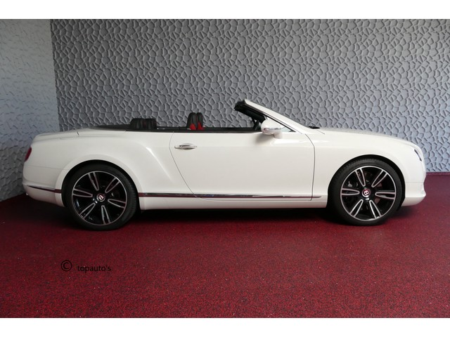 Bentley Continental GTC 4.0 V8 GTC MULLINER NWST DEALER ONDERHOUDEN