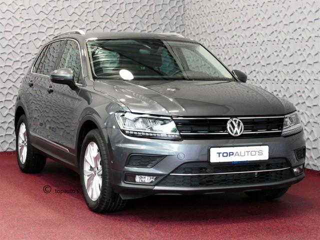 Volkswagen Tiguan 1.5 TSI HIGHLINE VIRTUAL COCKPIT FULL LED CAMERA NAVI MASSAGE ADAPT.CRUISE LANE.ASS STOEL STUUR VERW. 04 2020
