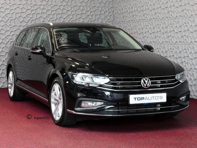Volkswagen Passat Variant 1.5 TSI 150 ELEGANCE LEER ALCANTARA 18''LMV LED NAVI CAMERA 03 2020