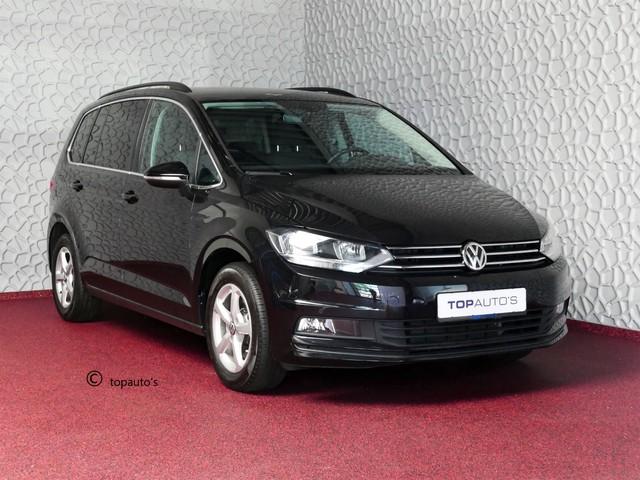 Volkswagen Touran 1.5 TSI 150PK 7PERS CARPLAY ECC ADAPT.CRUISE STOELVERW. 11 19