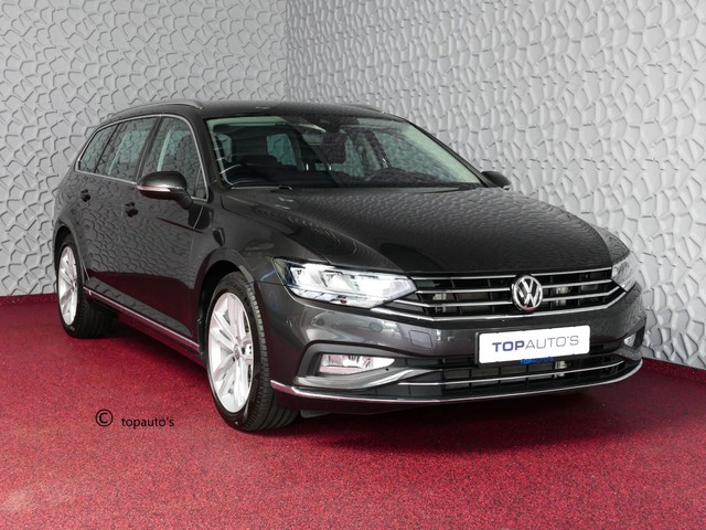Volkswagen Passat Variant 2.0 TSI 272PK 4MOTION ELEGANCE BUSINESS R-LINE LED 18''LMV DIG.COCKPIT NAVI CAMERA 4X4 AWD