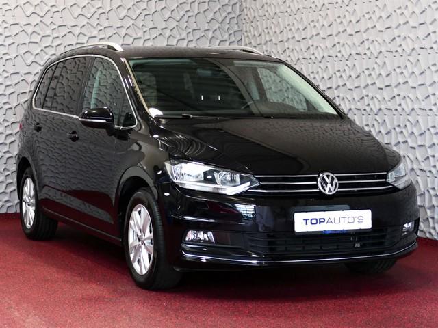 Volkswagen Touran 1.5 TSI HIGHLINE 7PERS ECC MASSAGE APPLE CARPLAY ADAPT.CRUISE ALCANTARA STOELVERW. 11 2019