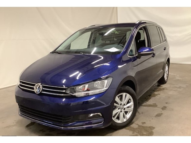 Volkswagen Touran 1.5 TSI HIGHLINE 7PERS ECC MASSAGE APPLE CARPLAY ADAPT.CRUISE ALCANTARA STOELVERW. 2020