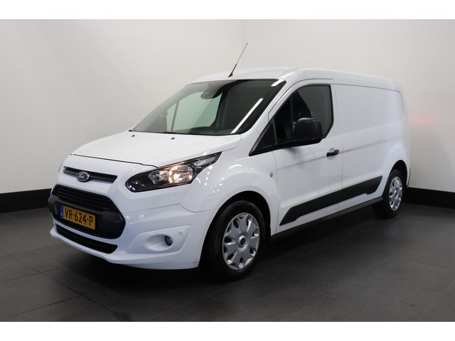 Ford Transit Connect 1.6 TDCI 95PK L2 - Airco - Cruise - PDC - € 6.650,- Ex.