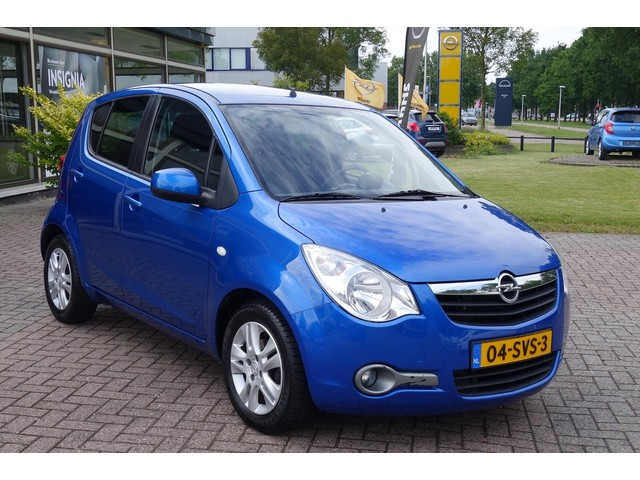 Opel Agila 1.0-12V 68pk Edition Airconditioning