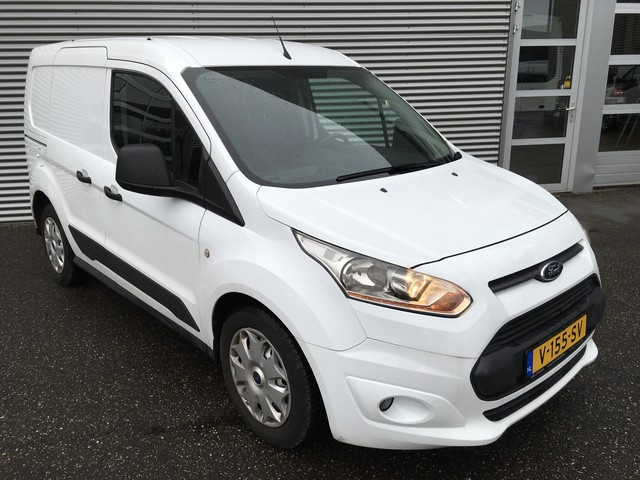Ford Transit Connect 1.6 TDCI 100 pk 3 P Bank Airco Bluetooth