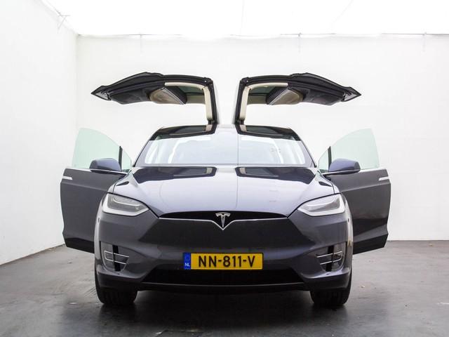 Tesla Model X 90D 6p. (Ex. Btw) AutoPilot (AP2) Luchtvering 4WD 20