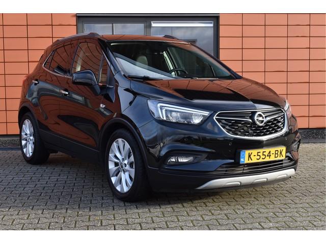 Opel Mokka X 1.4 Turbo Innovation Camera Navigatie