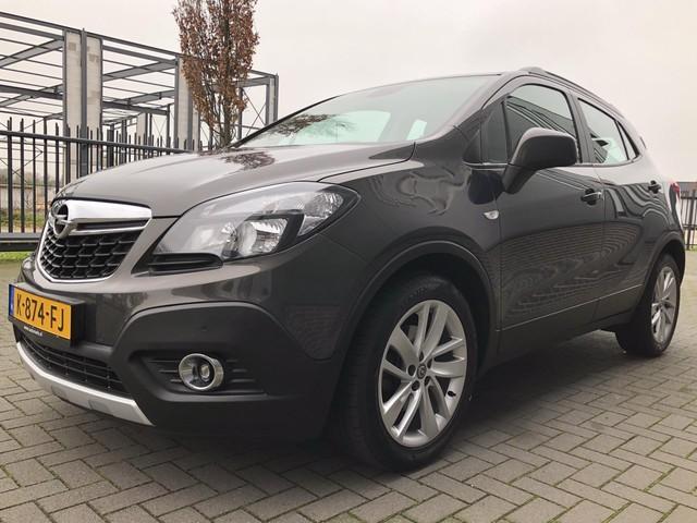Opel Mokka 1.4 T Innovation   140 PK   Trekhaak   Automaat   Navigatie   Stoel + Stuurverwarming
