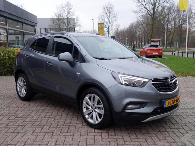 Opel Mokka X 1.4 Turbo 140pk 120 Jaar Edition ECC Navigatie Camera Elektrisch-Pakket 18