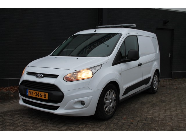 Ford Transit Connect 1.0 Ecoboost Benzine! 100PK - Airco - Cruise - PDC - € 9.950,- Ex.