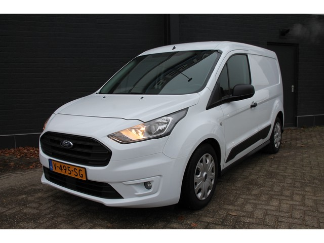 Ford Transit Connect 1.5 TDCI - Airco - Cruise - 2018 - € 9.950,- Ex.