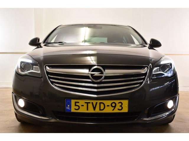 Opel Insignia 1.6TURBO 170PK BUSINESS EDITION NAVI ECC PDC TREKHAAK