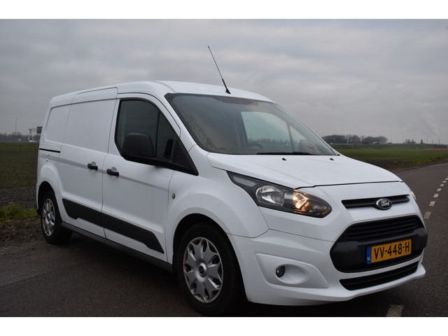Ford Transit Connect 1.6 TDCI 95PK LANG L2 TREND AIRCO TREKH 3-PERS