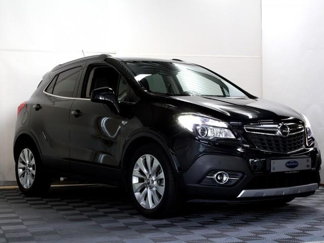 Opel Mokka 1.4 T Cosmo AUT NAVI CAMERA BLUET STUUR STOELVERW. '15