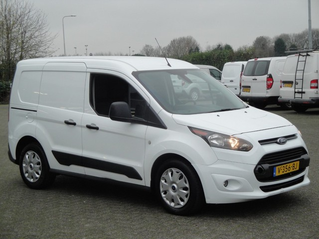Ford Transit Connect 1.5 TDCI 55KW 75PK NAVIGATIE  AIRCO  CRUISE CONTROL  100% DEALER