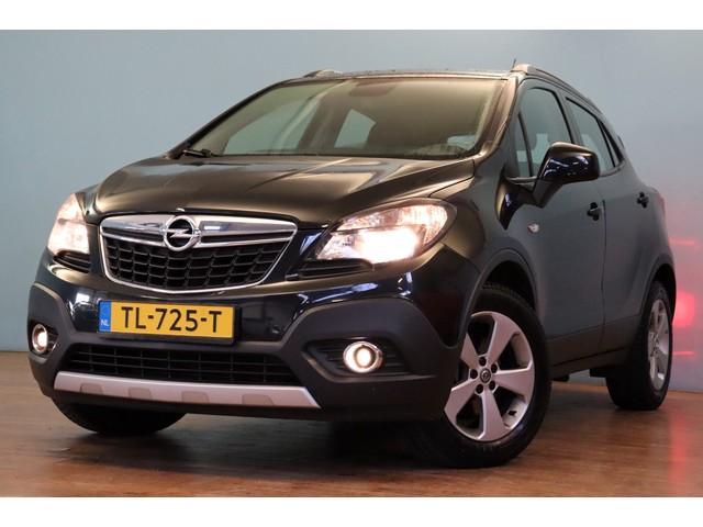 Opel Mokka X 1.6 CDTI Innovation climate lmv trekhaak ( afn )