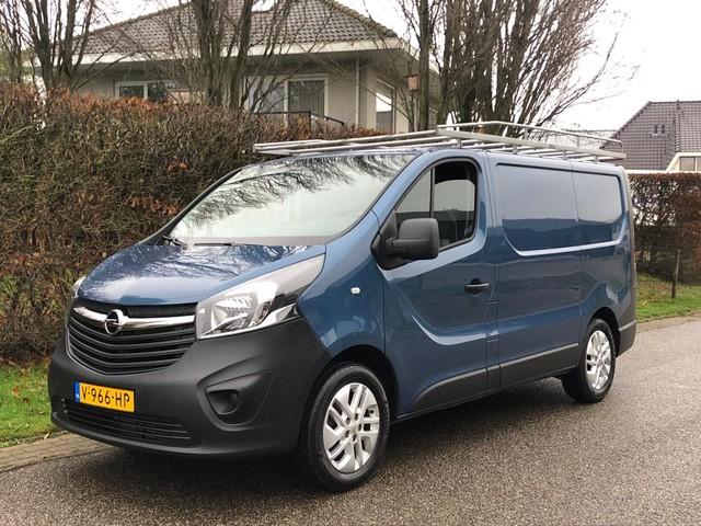 Opel Vivaro 1.6 CDTi 120 pk |L1H1 MARGE BUS! Airco | Cruise |Imperiaal | Lichtmetaal